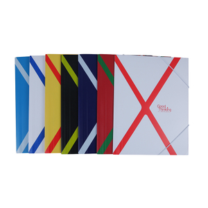 A4 Size Elastic Office File Folder XS21025