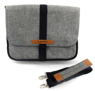 Recycled Post-Consumer PET Laptop Messenger Bag XS82011