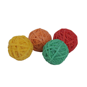 2019 New Eco-friendly Natural Rubber Band Ball XS69011