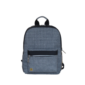 81031 100% Recycled PET Fabric Square Backpack